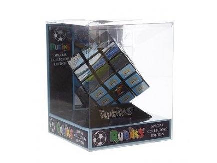 RUBIK'S CUBE 3x3 EDITION COLLECTOR FOOTBALL MANCHESTER CITY - CASSE TETE