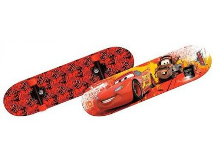 skateboard cars flash mcqueen jeu jouet plein air mondo. Black Bedroom Furniture Sets. Home Design Ideas