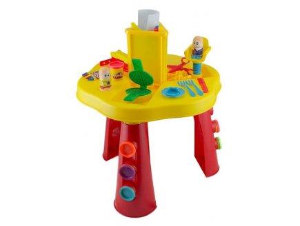 TABLE D'ACTIVITES PLAY DOH + ACCESSOIRES - PATE A MODELER - HASBRO