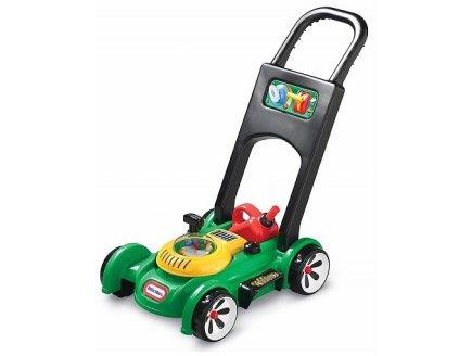 TONDEUSE A GAZON GAS 'N GO MOWER ENFANT - LITTLE TIKES - 633614 - JEU DE JARDIN