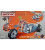 10 MODELES MECCANO DESIGN ADVANCED N°3 - MULTIMODELS - JEU DE CONSTRUCTION - 846700