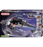 2 MODELES MECCANO DARK PIRATES - SPACE CHAOS - JEU DE CONSTRUCTION