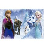 2 PUZZLES DISNEY DE LA REINE DES NEIGES 500 PIECES - EDUCA - 16280