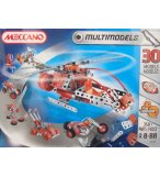 30 MODELES MECCANO MULTIMODELS - VEHICULES MOTORISES - JEU DE CONSTRUCTION - 837530