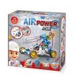 AIR POWER CAR - VEHICULE A AIR COMPRIME - BUKI SCIENCES - 7502