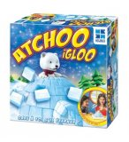 ATCHOO IGLOO - MEGABLEU - 678082 - JEU DE SOCIETE ACTION