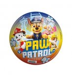 BALLON EN PLASTIQUE PAW PATROL 13 CM - BALLE PAT PATROUILLE - JOHN - JEU PLEIN AIR