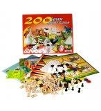 BOITE 200 POSSIBILITES DE JEUX POUR TOUS - DUCALE - 93460