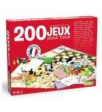 BOITE 200 POSSIBILITES DE JEUX POUR TOUS - SMIR - 93460A