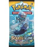 BOOSTER POKEMON SOLEIL ET LUNE 1 - ASMODEE - CARTES A COLLECTIONNER