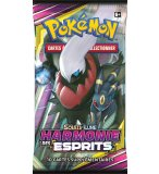 BOOSTER POKEMON SOLEIL ET LUNE 11 - HARMONIE DES ESPRITS - ASMODEE - CARTES A COLLECTIONNER