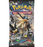 BOOSTER POKEMON SOLEIL ET LUNE 5 - ULTRA PRISME - ASMODEE - CARTES A COLLECTIONNER