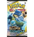 BOOSTER POKEMON SOLEIL ET LUNE ECLIPSE COSMIQUE 12 - ASMODEE - CARTES A COLLECTIONNER