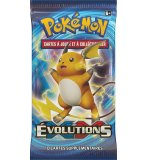 BOOSTER POKEMON XY 12 EVOLUTIONS - ASMODEE - CARTES A COLLECTIONNER