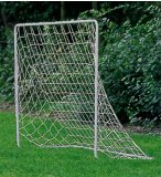 BUT DE FOOTBALL METAL 182 x 60 x 122 CM - CAGE DE FOOT ENFANT