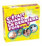 C'ETAIT QUAND LA DERNIERE FOIS...? - TACTIC - 02597 - JEU DE SOCIETE