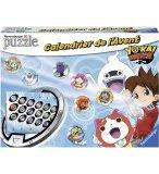 CALENDRIER DE L'AVENT PUZZLE 3D YO-KAI WATCH - PUZZLE BALL - RAVENSBURGER - 11674