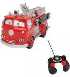 CAMION DE POMPIER RADIOCOMMANDE CARS RED - DICKIE - 203089549