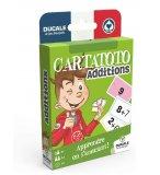CARTATOTO ADDITIONS - FRANCE CARTES - JEU DE CARTES - JEU EDUCATIF