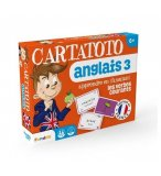 CARTATOTO ANGLAIS LES VERBES COURANTS 110 CARTES - FRANCE CARTES - JEU EDUCATIF