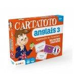CARTATOTO ANGLAIS LES VERBES COURANTS 110 CARTES - FRANCE CARTES - JEU EDUCATIF