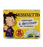 CARTATOTO DESSINETTO - FRANCE CARTES - JEU DE CARTES - LOISIRS CREATIFS