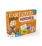 CARTATOTO HISTOIRE DE FRANCE 110 CARTES - FRANCE CARTES - JEU EDUCATIF