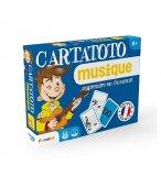CARTATOTO MUSIQUE 110 CARTES - FRANCE CARTES - APPRENDRE EN S'AMUSANT