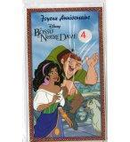 CARTE D'ANNIVERSAIRE BOSSU DE NOTRE-DAME (81)