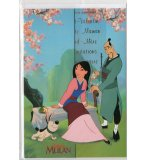 CARTE ENFANT DISNEY MULAN (49)