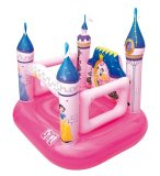 CHATEAU GONFLABLE DISNEY PRINCESS - TRAMPOLINE - BESTWAY - 91050