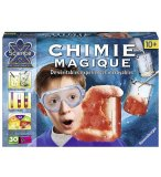 CHIMIE MAGIQUE 30 EXPERIENCES - SCIENCE X - RAVENSBURGER - 18977