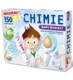 CHIMIE SANS DANGER 150 EXPERIENCES - BUKI SCIENCES - 8360