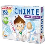 CHIMIE SANS DANGER 150 EXPERIENCES - BUKI SCIENCES - 8360