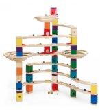 CIRCUIT A BILLES EN BOIS CHALLENGER - QUADRILLA - HAPE - E6016 - JEU CONSTRUCTION