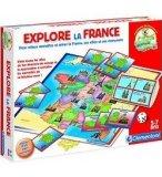 CLEMENTONI - EXPLORE LA FRANCE - JEU EDUCATIF - SCIENCE ET NATURE