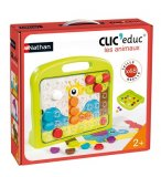 CLIC EDUC COLOR ANIMAUX - NATHAN - 31601 - MOSAIQUE PIONS
