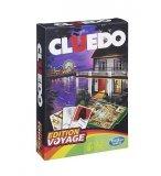 CLUEDO CLASSIQUE EDITION VOYAGE - HASBRO - B0999 - JEU D'ENQUETES