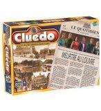 CLUEDO MEURTRE AU LOUVRE PARIS - JEU WINNING MOVES - 0579