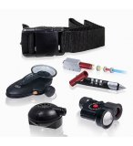 COFFRET CEINTURE ESPION 5 PIECES SPY GEAR - AGENT SECRET - SPIN MASTER