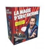 COFFRET LA MAGIE D'ERIC ANTOINE 30 TOURS DE MAGIE - MEGAGIC - JEU DE SOCIETE