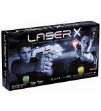 COFFRET LASER X DOUBLE BLASTER 60 METRES - LANSAY - 88016 - LASER GAME