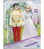 COFFRET MARIAGE ENCHANTE DE CENDRILLON ET DU PRINCE - POUPEE MANNEQUIN DISNEY PRINCESSE ROYAL COLLECTION - HASBRO