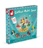 COFFRET MULTI JEUX CARROUSEL FETE FORAINE - JANOD - J02742 - JEUX CLASSIQUES