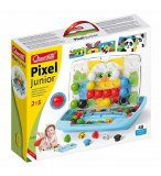 COFFRET PIXEL JUNIOR 48 PIECES - FANTACOLOR - QUERCETTI - 4210 - MOSAIQUE