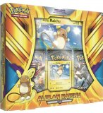 COFFRET RAICHU D'ALOLA - CARTE A COLLECTIONNER POKEMON - EDITION SPECIALE