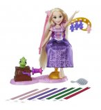 COFFRET RAIPONCE COIFFURES CREATIONS SALON RUBAN - DISNEY PRINCESS - HASBRO - B6837