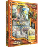 COFFRET TOKORICO GX - CARTE A COLLECTIONNER POKEMON - EDITION SPECIALE