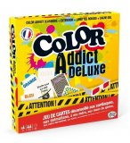 COLOR ADDICT DELUXE - DROLES DE JEUX - 410401 - JEU DE CARTES