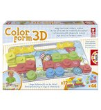 COLOR FORM 3D - BABY GAMES - EDUCA - 15498 - JEU EDUCATIF